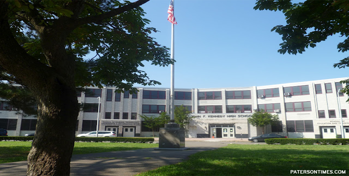 A Picture of John F. Kennedy High School located in the 2nd Ward of Paterson