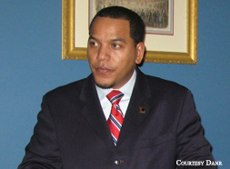 Julio Tavarez, the 5th Ward councilman.