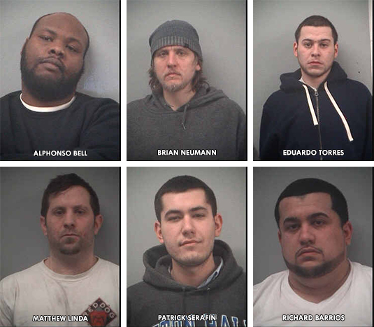 six-drug-dealers-arrested-front-street
