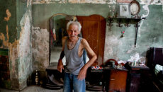 The Cuban subject of Jay Seldin's photography.