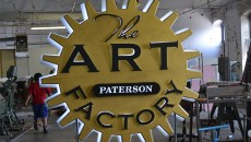 The Art Factory's logo.