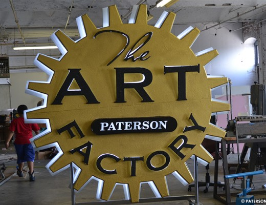 The Art Factory's logo.