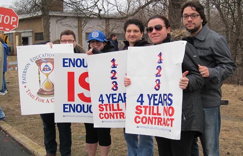 pea-contract-protest