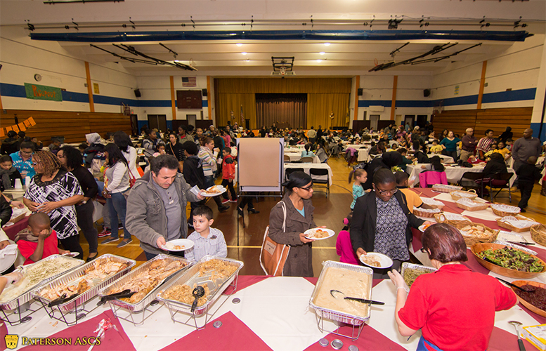 paterson-arts-sci-charter-thanksgiving-dinner