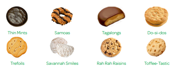 FAQs - Girl Scout Cookies