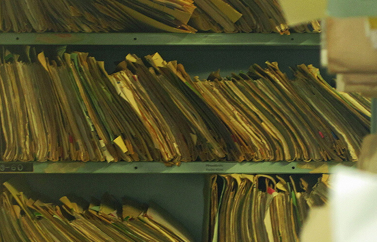 medical-records-folders