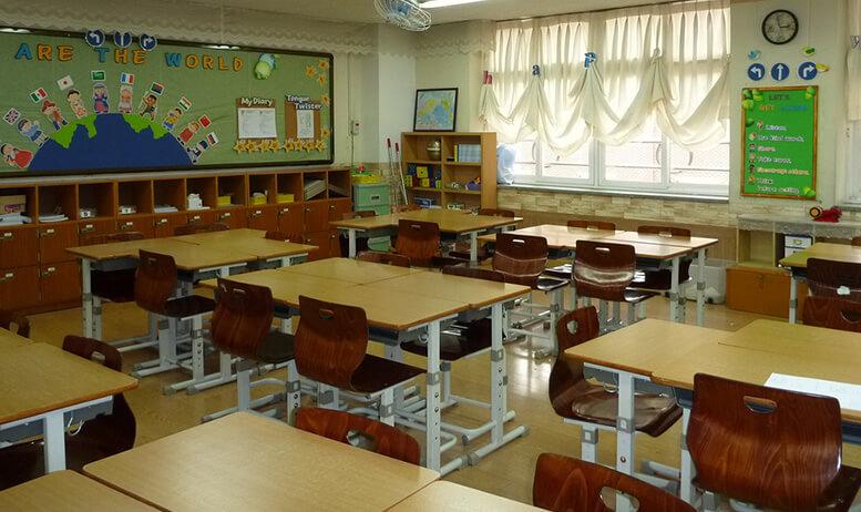 classroom-empty