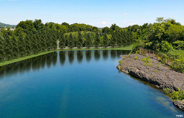 Levine-Reservoir
