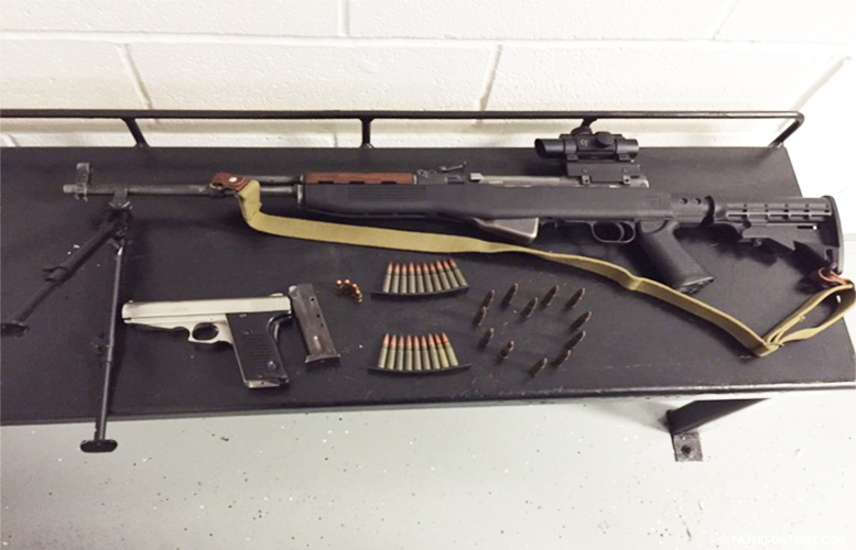 rifle-and-hand-gun-recovered-at-empty-lot