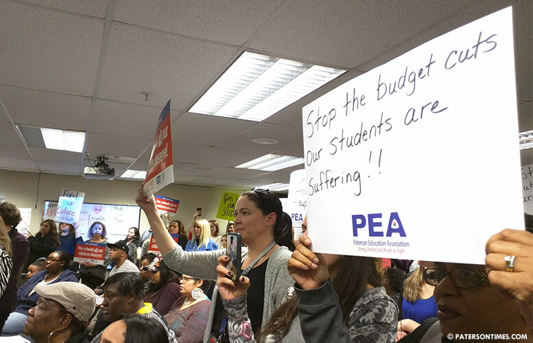 paterson-rallies-against-school-budget-cuts
