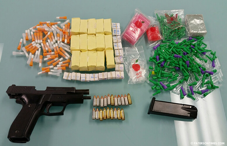 drugs-and-guns-seized-in-paterson-operation