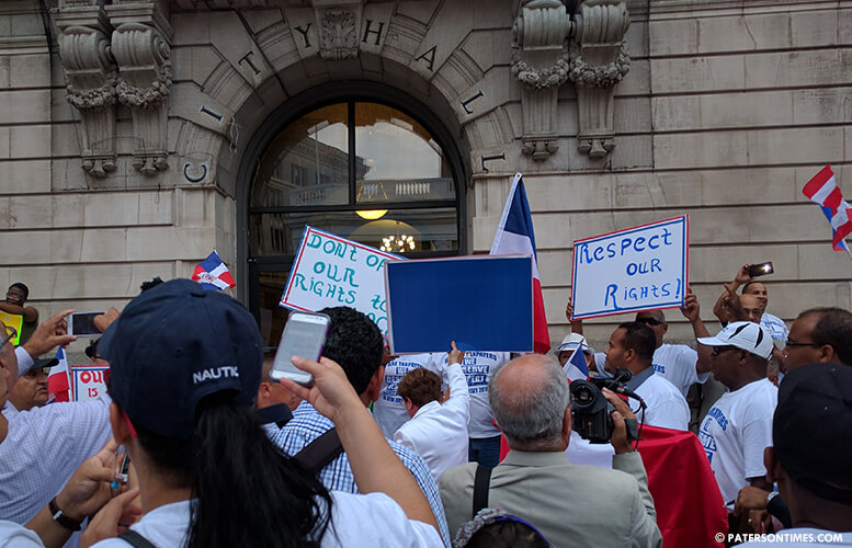 dominican-day-parade-protest