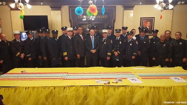 firefighters-police-officers-goshen-street