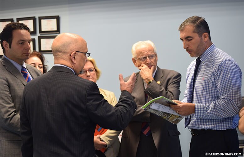 pascrell-small-business-walk