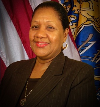 Paterson city clerk Sonia Gordon.