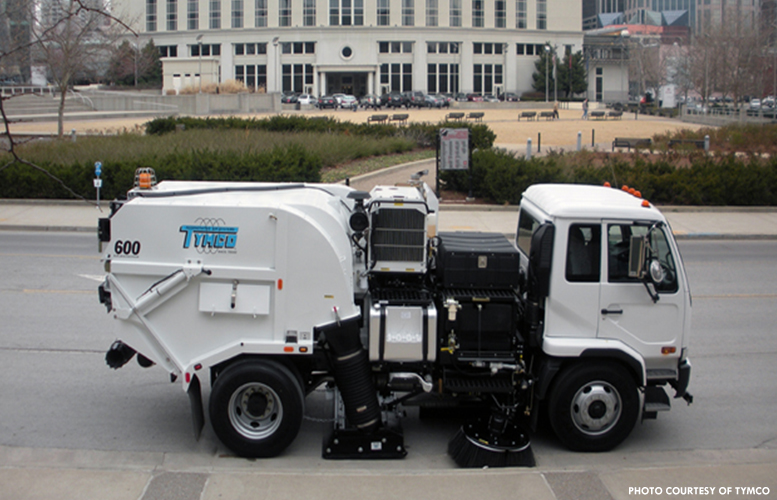 paterson approves 1 million to buy four new street sweepers rh patersontimes com Craigslist Tymco 210 Tymco 600 Parts
