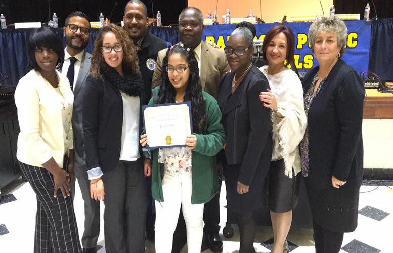paterson-recognizes-134-students