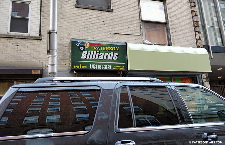 Paterson-Billiards