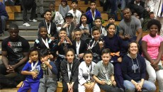 The team from Unity Jiu Jitsu School of New Jersey that competed in the contest.
