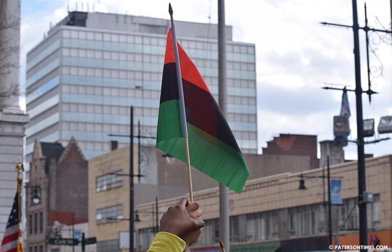 African-American-flag