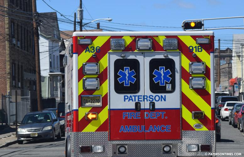 paterson-fire-dept-ambulance