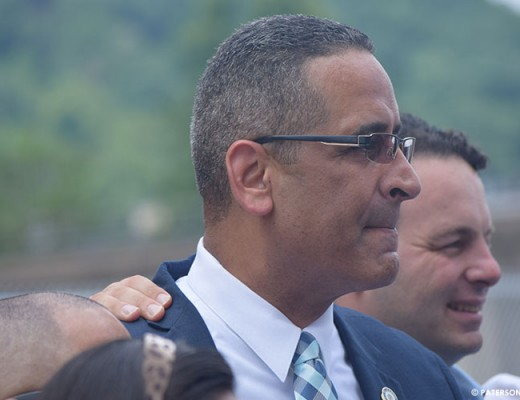 Luis Velez, 5th Ward councilman.