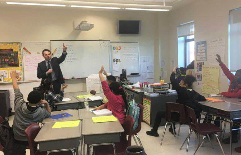 sayegh-in-classroom