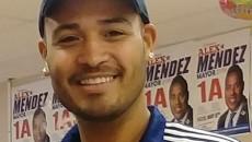 Municipal inspector Jesus Castro.