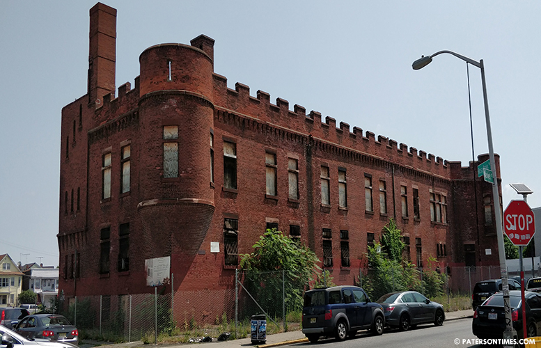 paterson-armory