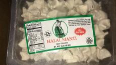 Halal-Manti
