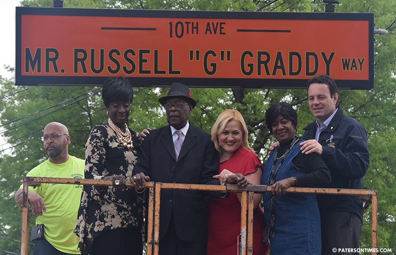 Russell-Graddy-way