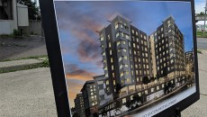 Rendering of LoConte's project for Ward Street.