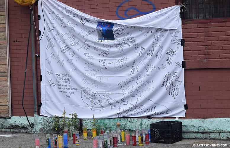 Kevin-Lewis-memorial