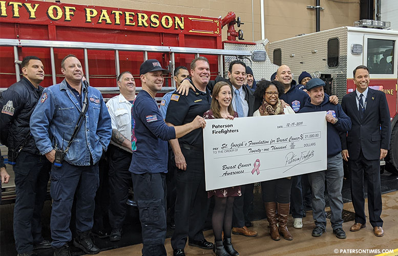 paterson-fire-breast-cancer-donation