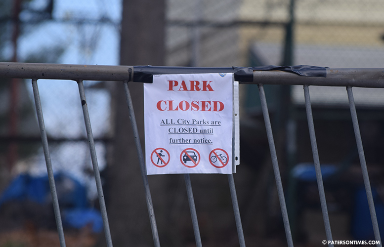 paterson-parks-closed-covid-19
