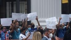 mendez-protest